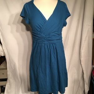 LOFT blue dress